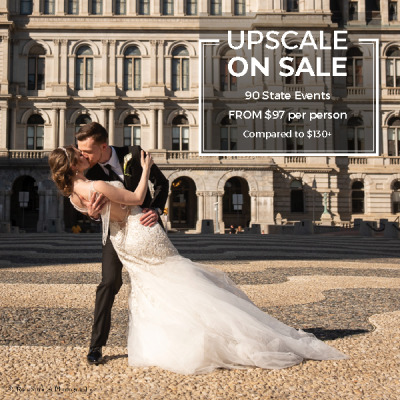 Upscale on Sale Wedding Package